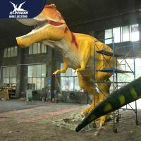 Best Waterproof Dinosaur Park High Quality Equipement Life Size Realistic Dinosaur Models wholesale