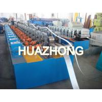 Best 0.381mm thickness PLC control Drip Pipe Machine , Light Keel Roll Forming Machine wholesale