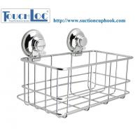 Buy cheap Wholesale RED Warning suction cup collection kitchen storage chrome from wholesalers