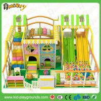 Best CE Certificated Soft Play Zone Indoor Kids Playground Kid Used Indoor Playground Equipment For Sale wholesale