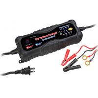 Best 3A / 6A Smart Portable Car Battery Chargers 12V / 24V for lead-acid batteries wholesale