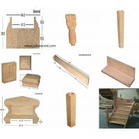 China soild wood stair treads on sale