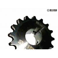 Best ANSI Metric Bore Sprockets , Chain Roller Sprocket For Food Processing Industry wholesale