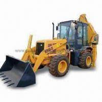 Best Backhoe Loader/1.0m3 loading bucket/0.3m3 backhoe bucket/equipped with 4108G60-1 engine/55KW wholesale