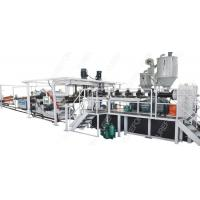 Best Thermoforming Packaging Plastic Sheet Extrusion Line 160 Kw Stable Running wholesale