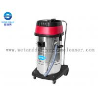 Best High Capacity Wet and Dry Industrial Vacuum Cleaners Stainless Steel Tank wholesale