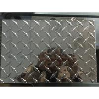 Best Customized Diamond Aluminum Sheet Industrial Aluminum Checkered Plate For Boat Lift wholesale