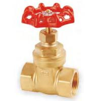 Best Threaded 175Psi 1/2 OS & Y Brass Gate Valve For Oil / Gas / Water wholesale