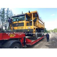 Best 60 tons Off road Mining Dump Truck Tipper  306kW engine power drive 6x4 with 34m3 body cargo Volume wholesale