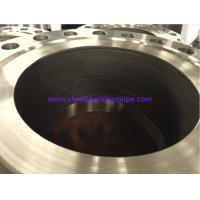 Cheap B564 C-276 Weld Neck Flanges MONEL 400 INCONEL 600 for sale