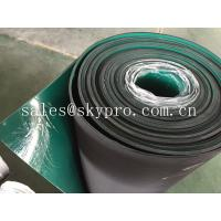 Best Double layer anti-static rubber matting rolls / ESD rubber flooring sheet roll wholesale