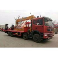Best 3-20 Tons Used Crane Truck Cummins Weichai Yuchai Engine For Construction wholesale