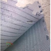 China Durable interlocking rubber mats for horse stalls of 3*4size on sale