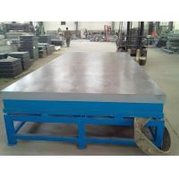 Best cast iron surface plate with T slot wholesale