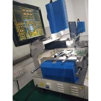 China WDS-620 Automatic infrared bga rework station / PCB Motherboard Repair Soldering Machine For Laptops Phone IC Repair on sale