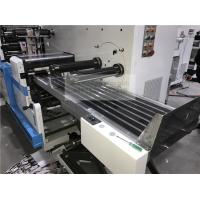 Best Plus Roll To Roll Film Label Adhesive Label IML Die Cutting Machine With Collecting Conveyor wholesale