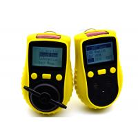 Best Handheld 0 - 500ppm Carbon Monoxide Single Gas Detector With LCD Display wholesale