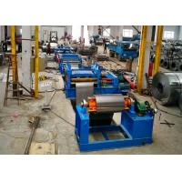 China Flattening Cut To Length Line Machine / Auto Wire Cut To Length Machine on sale