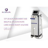 Best Beauty Salon Diode Hair Removal Laser Machine , IPL Hair Removal System AC 220V / 50Hz wholesale