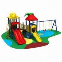 Buy cheap Outdoor Playground Equipment with Trustable Quality, Eco-friendly, Anti-UV and from wholesalers