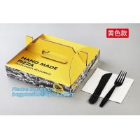 China cheap Pizza Boxes Wholesale/Custom Pizza Box/Pizza Box Design,food packaging corrugated wholesale pizza boxes bagease on sale