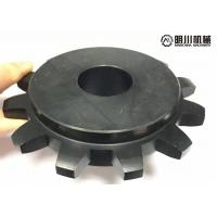 Best Customized Double Pitch Sprocket 45C Material Blacken Surface Treatment wholesale
