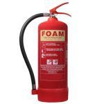 Best Multi Purpose 6L Foam Fire Extinguisher For Paper / Wood / Textiles Fire wholesale