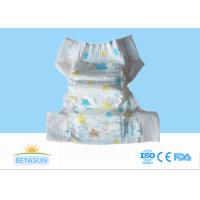 Best 3D Leak Guard Disposable Baby Nappy , Eco Friendly Disposable Diapers wholesale