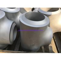 China ASTM B366 Inconel 800H Butt Weld Fittings Equal Tee And Reducer Tee, Elbow, Cap High Performance on sale