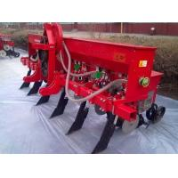 China 2BYQFH-4 4-rows pneumatic corn seeder Vacuum corn/soybean planter corn seed planting machi on sale
