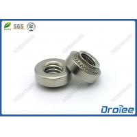 Best 18-8/304 Stainless Steel Self Clinching Nut wholesale