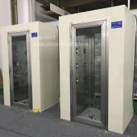 Best full glass door China air shower wholesale