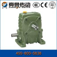 Best Worm Reduction Single Stage Gearbox 1400rpm , Electric Motor Speed Reducer wholesale
