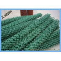 China 2 Inches Openning Professional 6 Ft Chain Link Fence Quick To Install on sale