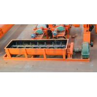 China Double shaft paddle mixer machine mixing sand,stone,cement,water,chemical additives,etc. Henan Ling Heng Machinery on sale