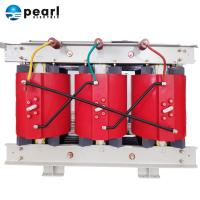 Cheap 3 Phases 10 kV 125 kVA Cast Resin Dry Type transformer with Low loss for sale