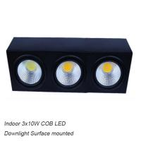 Best Inside contemporary 30W COB LED grille light &LED Downlight for hotel wholesale