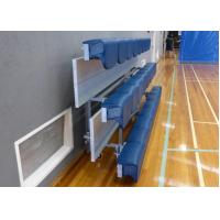 Outdoor / Indoor Temporary Spectator Stands With Removable Pneumatic Wheels