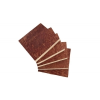 China Solid Construction Plywood Double Sided Decoration on sale