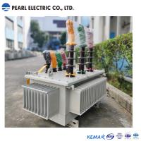 Best Oil Immersed Type Liquid Immersed Transformer With Core Material Of Amorphous Alloy wholesale