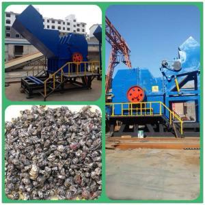 China Aluminium can crusher on sale