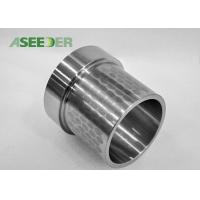 Best Aseeder Tile Sliding Radial Bearing Tile Tungsten Material ODM / OEM Design wholesale