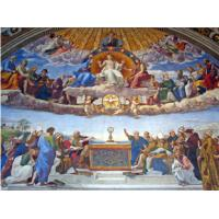 Best High Glossy Surface Decorative Acoustic Ceiling Panels Bible Painting wholesale
