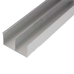 Best Bedroom Sliding Wardrobe Upper Bottom T5 Aluminum Extrusion Rails wholesale