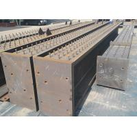 Best Oem Steel Fabrication Services Heavy Steel Structure Frame Multi Storey With Stud wholesale