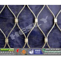 Best Stainless Steel Wire Rope Mesh wholesale