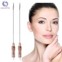 China Simo Better cosmetic face lift COG 3D/4D blunt l needle type pdo threads lift on sale