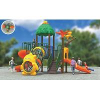 China primary school children plastic swing sets playground equipment for sale on sale