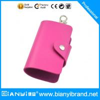 Best Manufacturers in china HOT 2015 the new Fashion Key cases cheap Candy colored Keychain bag wholesale