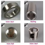 Best Spare Parts Chrome Cobalt Alloy 38HRC - 55HRC Hardness wholesale